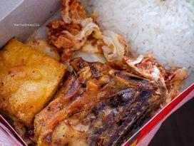 foto Ayam Bebek Pak Boss