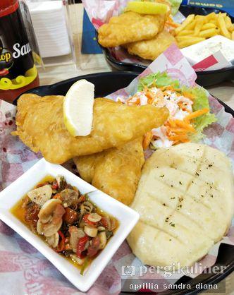 Foto Makanan di Fish Stop