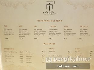 Foto review Maison Tatsuya oleh William Wilz 7