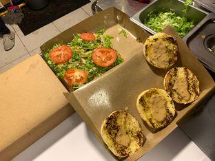 Foto review Press Butter Burger oleh thomas muliawan 5