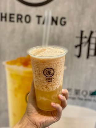 Foto review Hero Tang Tea oleh heiyika  3