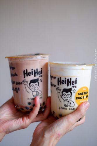 Foto Makanan di HeiHei Boba Bar