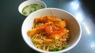 Foto 2 - Makanan(Cwie Mie Katsu (IDR 34k) ) di Hot Cwie Mie Malang oleh Renodaneswara @caesarinodswr