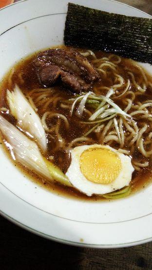 Foto 5 - Makanan(Ramen Shoyu Daging Sapi) di Japan Ramen Nihon Maru oleh EL Ramuri