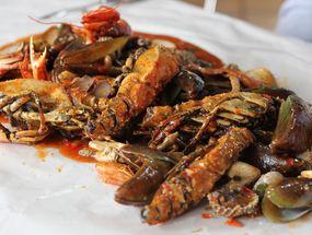 Foto Rumah Lobster Depok