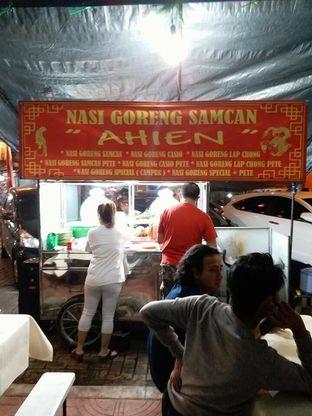 Foto 2 - Eksterior di Nasi Goreng Samcan AHIEN oleh Nanakoot