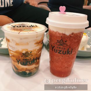 Foto 1 - Makanan di Yuzuki Tea oleh Fioo | @eatingforlyfe