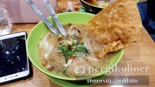 Foto 3 - Makanan di Bakso Solo Samrat oleh IG @priscscillaa