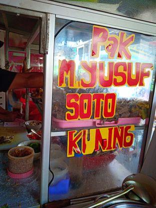 Foto review Soto Kuning Bogor Pak M. Yusuf oleh Jocelin Muliawan 3