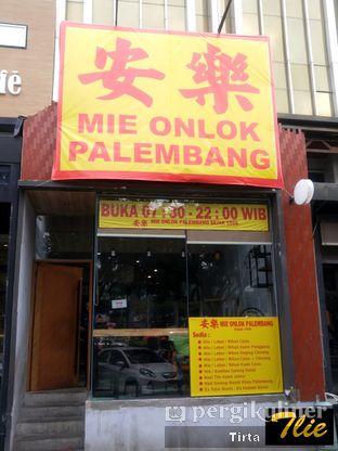 Foto 6 - Eksterior di Mie Onlok Palembang oleh Tirta Lie