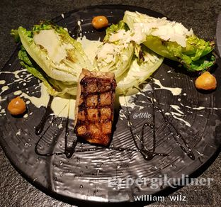 Foto review AB Steakhouse by Chef Akira Back oleh William Wilz 10