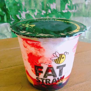 Foto 1 - Makanan di Fat Straw oleh Lydia Adisuwignjo