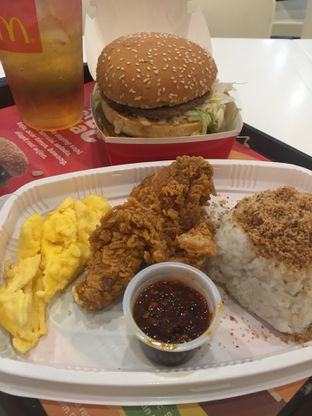 Foto 1 - Makanan di McDonald's oleh Prido ZH