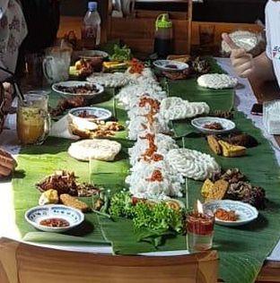 Foto 3 - Makanan(Nasi Liwet) di Kluwih oleh RI 347   Rihana & Ismail