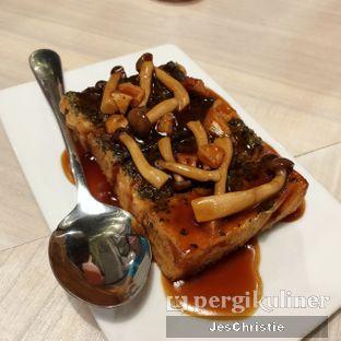 Foto 2 - Makanan(Tahu Jamur Shimeji) di Bun King Resto & Coffee oleh JC Wen