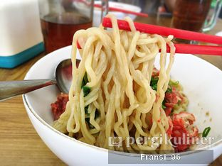 Foto 4 - Makanan di Bakmie Irian oleh Fransiscus