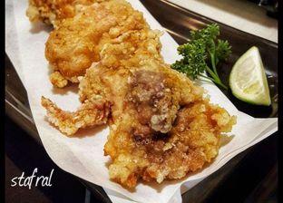 Foto 6 - Makanan(Karaage) di Washoku Sato oleh Stanzazone