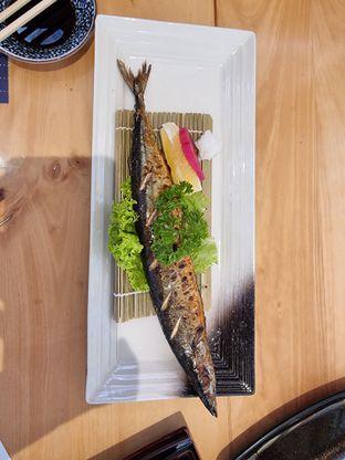 Foto 4 - Makanan(Sanma shioyaki) di Furusato Izakaya oleh Vising Lie