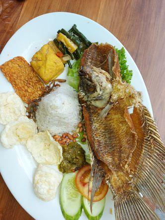 Foto Makanan di Mandapa Kirana