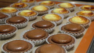 Foto review Bake Cheese Tart oleh Yummyfoodsid  3