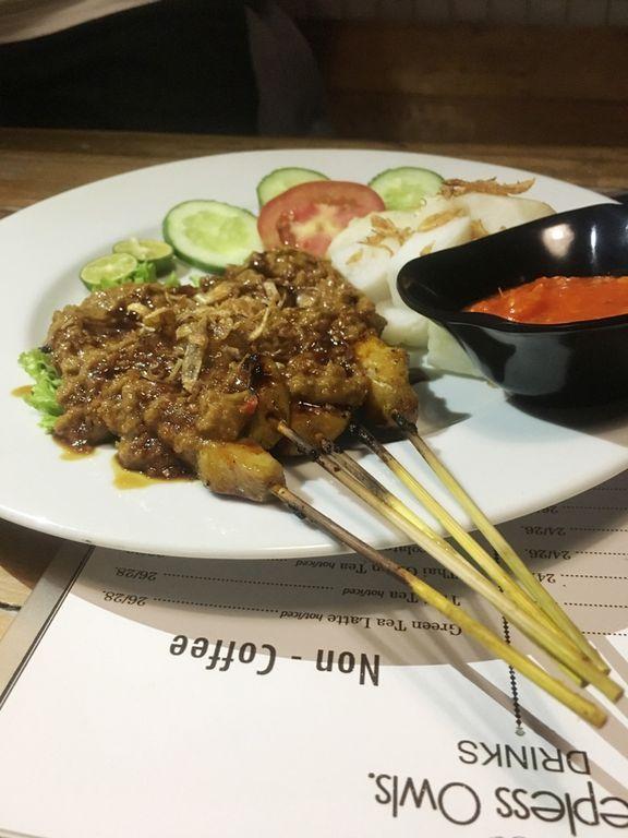 really bad! - Review Prido ZH di restoran Sleepless Owls ...