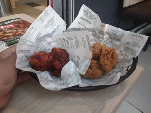 Foto 1 - Makanan di Wingstop oleh Dwi Kartika Bakti