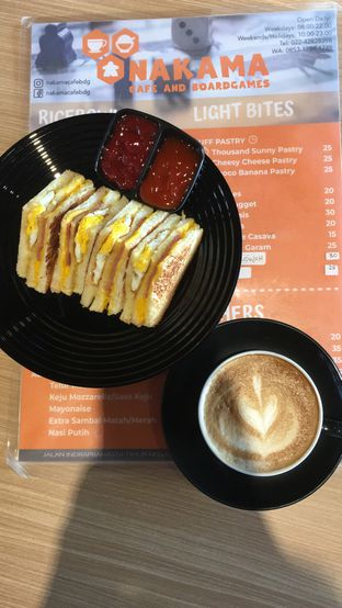 Foto - Makanan di Nakama Cafe And Board Game oleh Mariane  Felicia