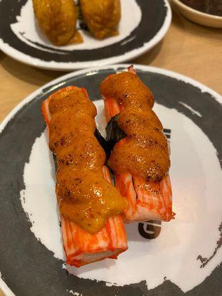 Foto 1 - Makanan di Genki Sushi oleh Duolaparr