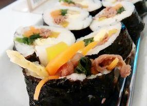 Restoran Korea di Jakarta dan Tangerang dengan Menu Kimbab Paling Enak