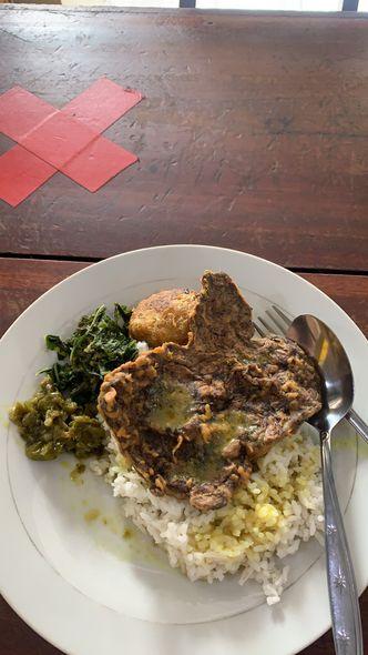Foto Makanan di Padang Murah