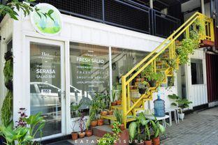 Foto 8 - Eksterior di Serasa Salad Bar oleh pina