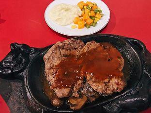 Foto - Makanan di Kapten Steak oleh IG : @hungrydith