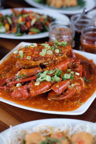 Foto 10 - Makanan di Oma Seafood oleh om doyanjajan
