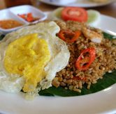 Foto Nasi Goreng Special di Bale Lombok