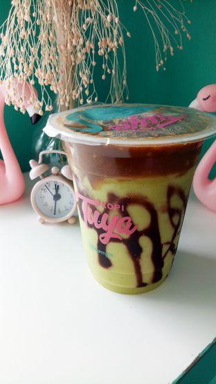 Foto 1 - Makanan(Kopi Avocado) di Kopi Tuya oleh maysfood journal.blogspot.com Maygreen