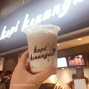 Foto review Kopi Kenangan oleh @kulineran_aja  1