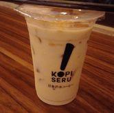 Foto Regal susu di Kopi Seru