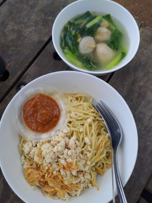 Foto 2 - Makanan(Yamin asin baso) di Cafe D'Pakar oleh @eatlikepanda