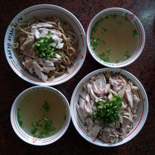 Foto 1 - Makanan di Bakmi Ayam Alok oleh Chris Chan
