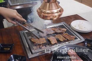 Foto 2 - Makanan(Matengnya pas thanks Zizi Eonni 😘) di Sadang Korean BBQ oleh Monique @mooniquelie @foodinsnap