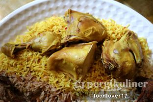 Foto review Al - Basha Restaurant & Cafe oleh Sillyoldbear.id  7