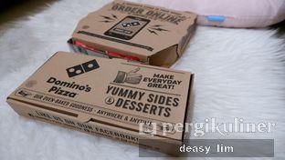 Foto 1 - Makanan di Domino's Pizza oleh Deasy Lim