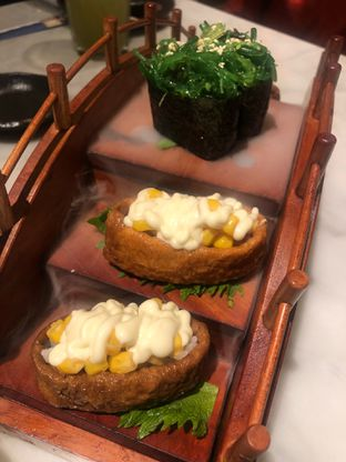 Foto 13 - Makanan di Kintaro Sushi oleh Mitha Komala