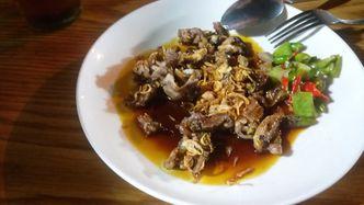 Foto Makanan di Sate Kambing Pak Surya