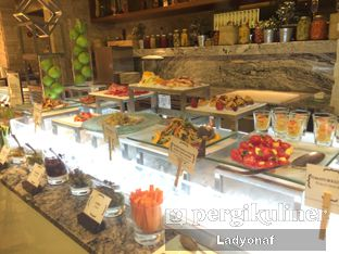 Foto 6 - Makanan di Sana Sini Restaurant - Hotel Pullman Thamrin oleh Ladyonaf @placetogoandeat