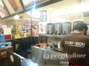 Foto 2 - Interior di Cup Bon oleh #alongnyampah