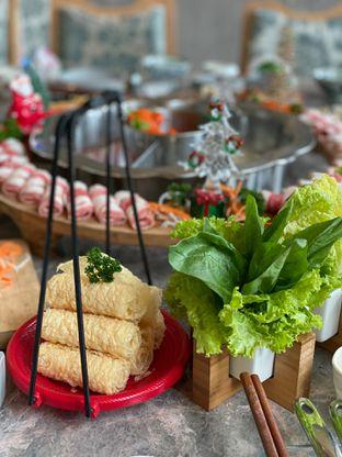Foto review Chongqing Liuyishou Hotpot oleh heiyika  4