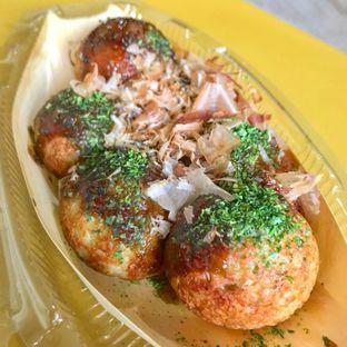 Foto 1 - Makanan di Gindaco oleh Andrika Nadia