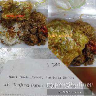 Foto 3 - Makanan di Nasi Uduk Janda oleh Ruly Wiskul