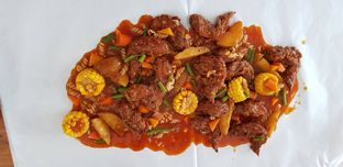 Foto 2 - Makanan di Ayam Sawce oleh @qluvfood